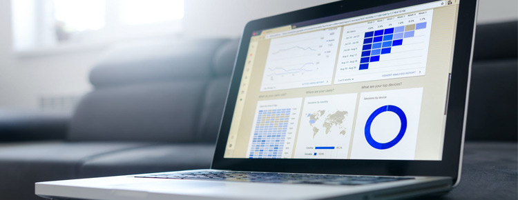 Statistics reporting which website metrics matter for business